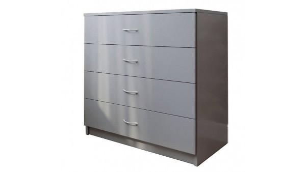 Комод KM002 (серый)